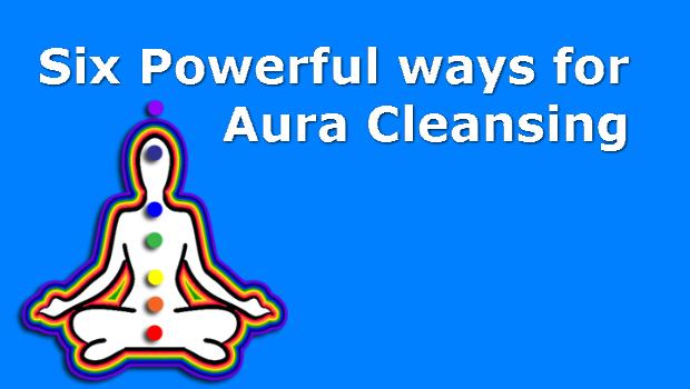 aura cleansing techniques